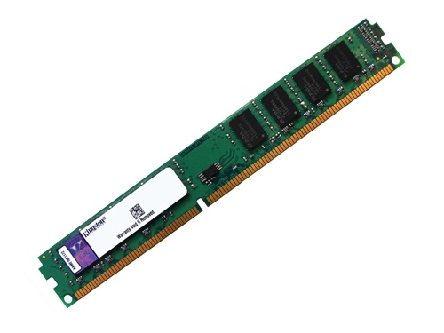 Kingston KVR1333D3N9/2G 2GB 2Rx8 PC3-10600U 1333MHz 240pin DIMM, Low Profile Desktop Non-ECC DDR3 Memory Full Technical Specs and Reviews