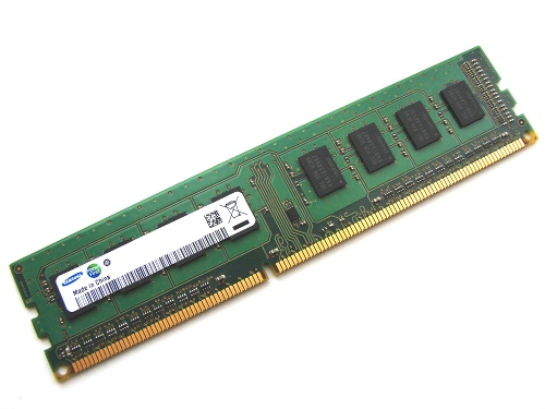 Samsung M378B5273CH0-CH9 4GB PC3-10600U-09-10-B0 1333MHz 2Rx8 240pin DIMM Desktop Non-ECC DDR3 Memory Full Technical Specs and Reviews